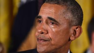 """أوباما يصف هجوم أورلاندو بـ""""الإرهاب المحلي"""" ويُصّعد الدعوة للسيطرة على مبيعات الأسلحة في أمريكا"""