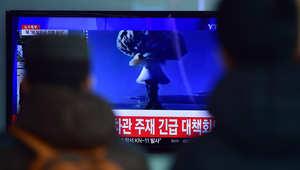 الصور التي تظهر على التلفزيون هي من تجارب نووية أخرى من بلدان أخرى