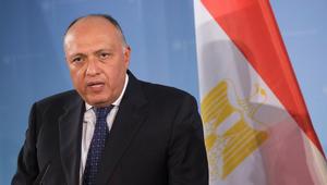 """وزير خارجية مصر يزور إسرائيل لـ""""دفع عملية السلام"""" ومناقشة ملفات سياسية ثنائية وإقليمية"""
