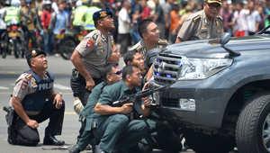 """هجمات إندونيسيا.. فيصل القاسم: """"يا لهوي"""" يعتقدون أن سورياً هو المسؤول!.. ومغردون: عمليات بالسعودية وتركيا وفرنسا وجاكارتا دون إيران برهان واضح"""