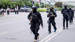 """""""داعش"""" يعلن مسؤوليته عن هجمات جاكرتا.. والشرطة الإندونيسية: بحرون نعيم خطط للهجمات"""