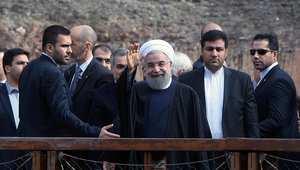 الرئيس الإيراني: لا نريد توتر العلاقات مع السعودية.. ونطالبها بإعادة النظر في سياساتها