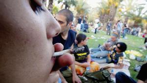 الحكومة الإسرائيلية: الحشيش ليس جريمة