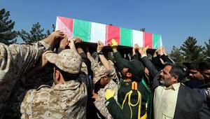 إيران تعلن مقتل أحد كبار قادة الحرس الثوري في الموصل