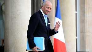 الخارجية الفرنسية لـCNN: فابيوس يستقيل.. والإليزيه يعلن تعيينه رئيسا للمجلس الدستوري