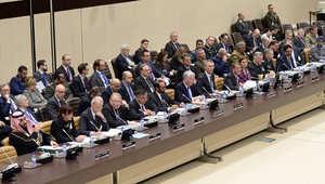 """روسيا: التدخل البري في سوريا سيؤدي إلى حرب دائمة.. وكارتر: الناتو يدرس الانضمام للتحالف الدولي ضد """"داعش"""""""