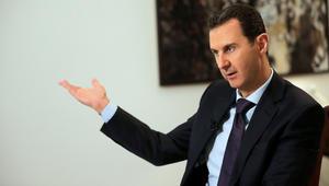 الأسد يمدد مهلة العفو عمن يحمل السلاح ويحرر مختطفين