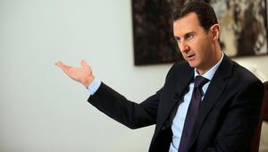 """الأسد: سوريا ستُمحى من الخريطة إذا لم ننتصر.. ولهذا السبب نتفاوض مع """"الإرهابيين"""""""