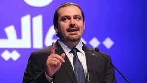 """الحريري بعد تفجير """"فردان"""": معركتنا مع الإرهاب طويلة.. وحزب الله يعطل الدولة ككل بعرقلة انتخاب رئيس"""