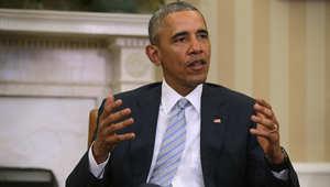 """الداعية الإسلامي عبدالعزيز الفوزان يشكر باراك أوباما على """"شهادة منصفة عن الإسلام"""""""