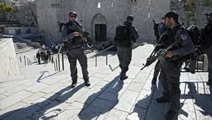 إسرائيل: حادث طعن قرب موقع لقاء بايدن مع بيريز في تل أبيب