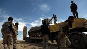 قوات سوريا الديمقراطية تعرض ممرا آمنا لمقاتلي داعش في منبج بسوريا بشرط