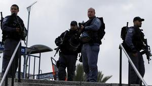 إسرائيل: اعتقال فلسطيني بحوزته عبوات ناسفة أنبوبية في محطة للقطار الخفيف بالقدس