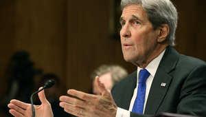كيري: ربما فات الأوان لإبقاء سوريا موحدة.. ولم نكن نستطع التوصل إلى اتفاق وقف العنف دون روسيا