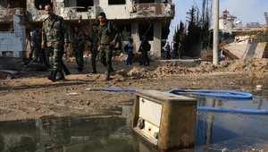 """تصاعد هجمات قوات الأسد وروسيا قبل """"وقف الأعمال العدائية"""".. ودي ميستورا يعلن الجمعة موعد استئناف المفاوضات"""