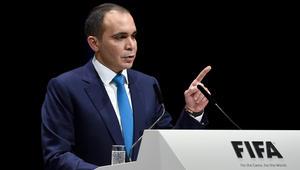 """الأمير علي يعتبر قرار سحب استقلالية لجان الفيفا """"خيانة"""""""