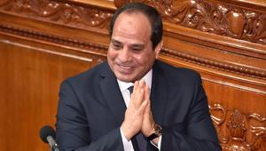 مصر.. السيسي يعفي هشام جنينة من منصبه كرئيس الجهاز المركزي للمحاسبات