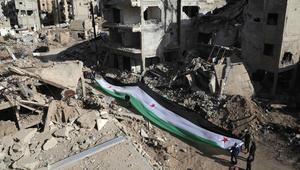 """ممثل مجموعة بـ""""الحر"""" لـCNN: لدينا تحفظات على الهدنة منها استهداف """"فتح الشام"""""""