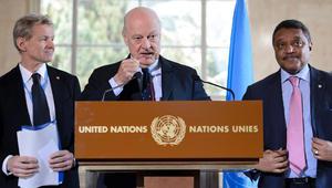 دي ميستورا يعلن استئناف المحادثات السورية.. ويؤكد: اتفاق الأعمال العدائية غير محدد المدة