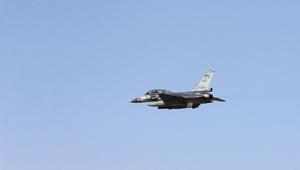 """سقوط طائرة أردنية """"إف 16"""" في نجران جنوب السعودية"""