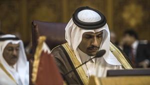 وزير خارجية قطر: تهنئة الأمير بتعيين ولي عهد السعودية بروتوكول