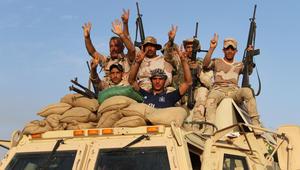 الجيش العراقي: تحقيق التماس عبر ضفتي دجلة في الطريق إلى نينوى.. والعبيدي: النصر قادم