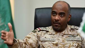 """عسيري يرفض """"أفكارا رمادية"""" تجعل """"الانقلابيين"""" جزءا من الحل باليمن"""