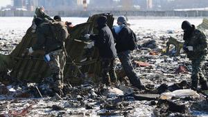 """الإمارات: فريق التحقيق المشترك في حادث """"فلاي دبي"""" بدأ مراجعة وتحليل بيانات مسجلات الطيران"""