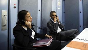 مستشارة الأمن القومي الأمريكي تلخص بكلمة ما قاله أوباما لكاميرون بعد نتيجة استفتاء خروج بريطانيا من الـEU
