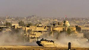 محلل الشؤون العسكرية بـCNN: طلب رفع رايات بيضاء فوق منازل المدنيين بالفلوجة ليس فكرة ناجحة.. وهذا حجم القوات العراقية