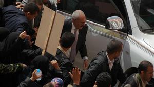 """علي عبدالله صالح: الإخوان جماعة """"إرهابية"""" وبضاعة أمريكية"""