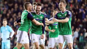منتخبات اليورو: إيرلندا الشمالية والبطولة الأولى