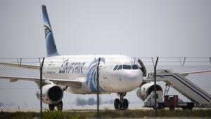 """مغردون يسخرون من حادث اختطاف الطائرة المصرية: """"يا ريتنا كنا معاهم"""""""