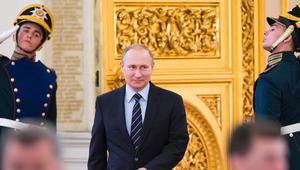 """بوتين بتعليق على """"وثائق بنما"""": تلاحم الأمة الروسية يثير قلقهم"""