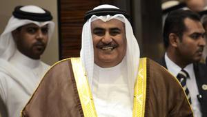 """خالد بن أحمد: البحرين أخرجت إيران من عضوية لجنة """"المنظمات غير الحكومية"""""""