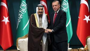 أردوغان: عرضت على الملك سلمان تأسيس قاعدة عسكرية تركية في السعودية