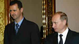 سوريا وروسيا تتهمان التحالف بقيادة أمريكا بتنفيذ غارات على قوات نظام الأسد