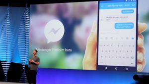 """مارك زوكربيرغ يكشف عن خيار بناء """"بوتات"""" تسمح للبرامج بالقيام بدردشة آلية مع الأشخاص"""