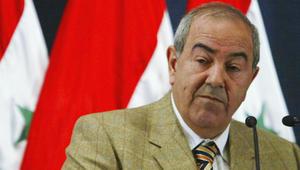 """رئيس وزراء العراق الأسبق: معركة الفلوجة ليست طائفية.. ولن نشترك في حكومة """"الضحك على الذقون"""""""