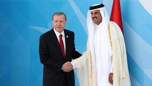 """أمير قطر في """"زيارة عمل قصيرة"""" إلى تركيا بعد حكم القضاء المصري في قضية """"التخابر"""""""