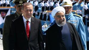 """روحاني يدعو أردوغان إلى تحقيق """"نقلة نوعية"""" في التعاون المشترك"""