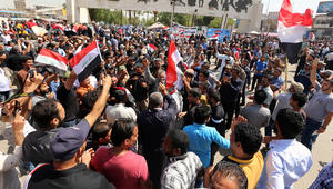 """الصدر يدعو العراقيين إلى مظاهرة """"مليونية"""".. والجبوري: البرلمان يصوت على الحكومة خلال أيام"""