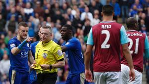 سلوك اللاعب فاردي يدفع بالإتحاد الإنجليزي لمعاقبته