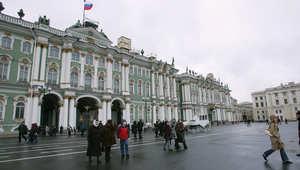 ساحة القصر، سانت بطرسبرغ