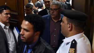 جمال عيد لـCNN: نظام السيسي دفع أعز أصدقائه لتجميد جزء من المعونة
