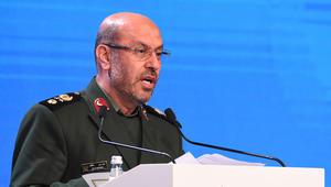 وزير الدفاع الإيراني: مزاعم أمريكا حول تجربة صاروخية جديدة تهدف إلى إثارة