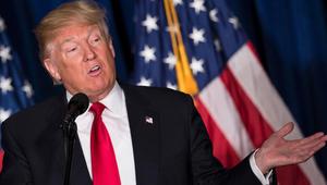ترامب عن سياسته الخارجية: أمريكا أولا.. أيام داعش معدودة.. ومستعد للتعاون مع الحلفاء المسلمين بشرط