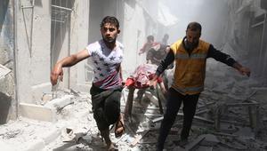 تنديد دولي بأوضاع حلب.. الجبير: يجب وقف قصف الأسد الوحشي.. والأمم المتحدة: تجاهل وحشي لحياة المدنيين من الجميع