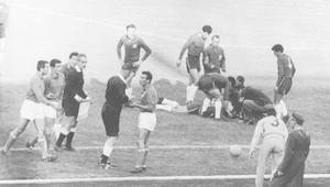 """حكاية مونديال 1962.. الصحافة تشعل """"معركة سانتياغو"""" بين إيطاليا وتشيلي"""