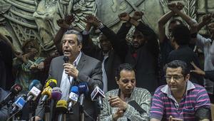 نقيب الصحفيين المصريين لـCNN بعد حكم بحبسه: أركان القضية غير موجودة